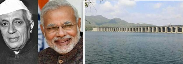 Sardar Sarovar Dam Inaugurated