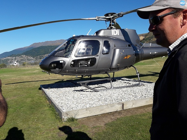 Travel Blogs on Helicopter Milford Sound