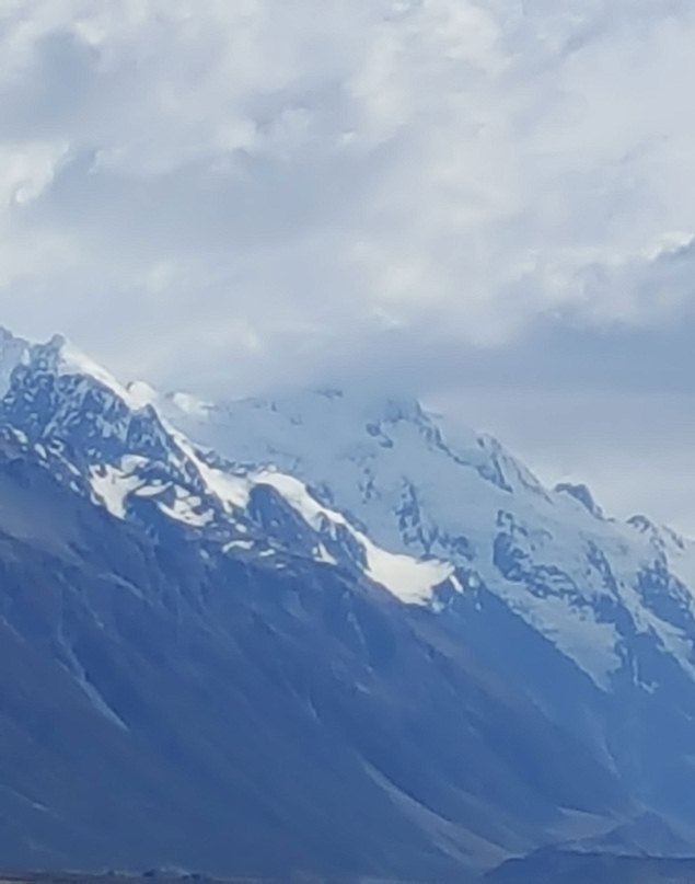 Travel Blogs on Mount Cook