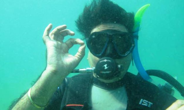 SCUBA in Goa. Explore a different world, Under Water.