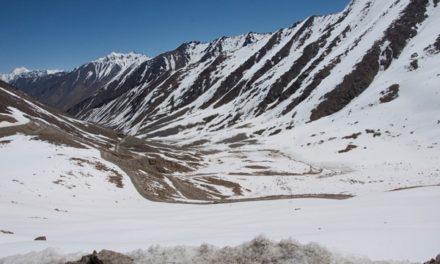 Gulmarg to Leh via Kargil by Road.