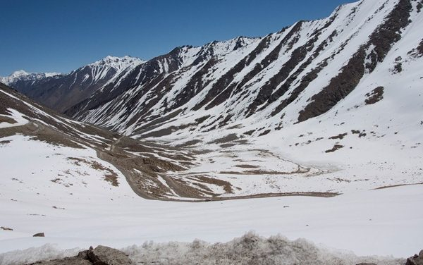 Gulmarg to Leh via Kargil by Road.