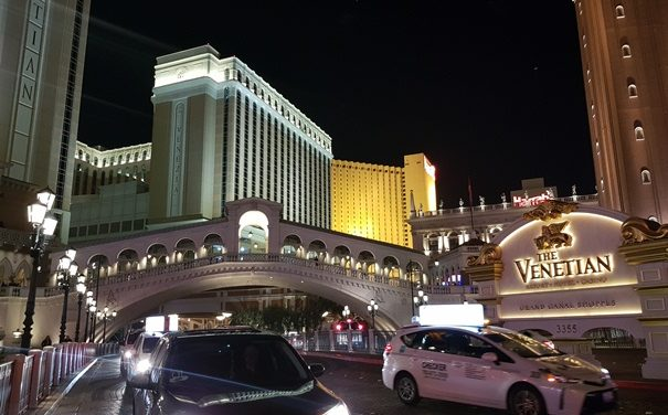 LAS VEGAS –    Where even Gods can gladly Gamble & Priests can Peacefully Play