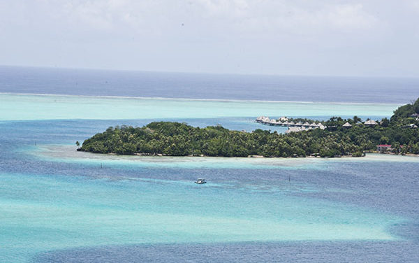Snorkel & Scuba with Sting Rays and Lemon Sharks at Lagoons in Luxurious Bora Bora.