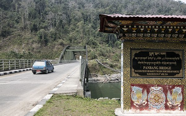 Manas National Park to Bhutan Day 3
